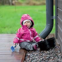 ORIMA Финский водосток