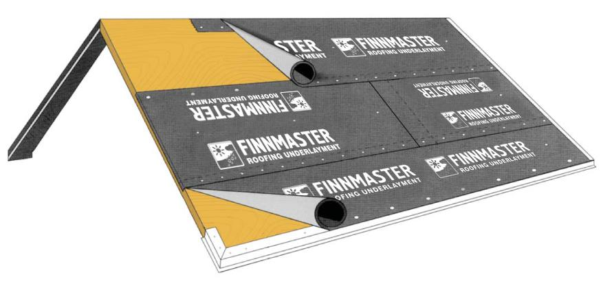 finnmaster u roof small