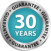 page guarantee 30 years